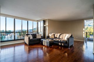 "Photo 14: 1504 650 16TH Street in West Vancouver: Ambleside Condo for sale in ""Westshore Place"" : MLS®# R2421751"