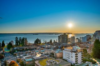 "Main Photo: 1504 650 16TH Street in West Vancouver: Ambleside Condo for sale in ""Westshore Place"" : MLS®# R2421751"