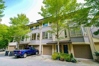 "Photo 3: 49 100 KLAHANIE Drive in Port Moody: Port Moody Centre Townhouse for sale in ""INDIGO"" : MLS®# R2495389"
