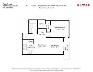 """Photo 19: 111 1948 COQUITLAM Avenue in Port Coquitlam: Glenwood PQ Condo for sale in """"COQUITLAM PLACE"""" : MLS®# R2498998"""