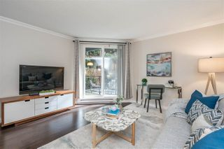 "Photo 2: 216 1550 BARCLAY Street in Vancouver: West End VW Condo for sale in ""THE BARCLAY"" (Vancouver West)  : MLS®# R2503224"
