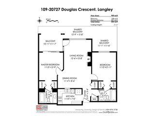 "Photo 20: 109 20727 DOUGLAS Crescent in Langley: Langley City Condo for sale in ""JOSEPH'S COURT"" : MLS®# R2398420"
