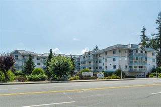 "Photo 1: 205 31930 OLD YALE Road in Abbotsford: Abbotsford West Condo for sale in ""Royal Court"" : MLS®# R2413572"