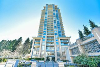 "Photo 1: 1207 280 ROSS Drive in New Westminster: Fraserview NW Condo for sale in ""Carlyle at Victoria Hill"" : MLS®# R2445288"