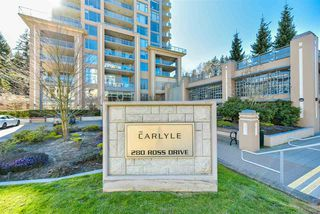 "Photo 20: 1207 280 ROSS Drive in New Westminster: Fraserview NW Condo for sale in ""Carlyle at Victoria Hill"" : MLS®# R2445288"