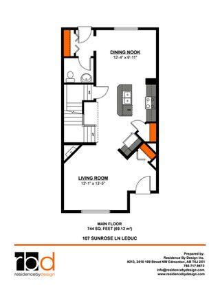 Photo 44: 107 SUNROSE Lane: Leduc House for sale : MLS®# E4195976