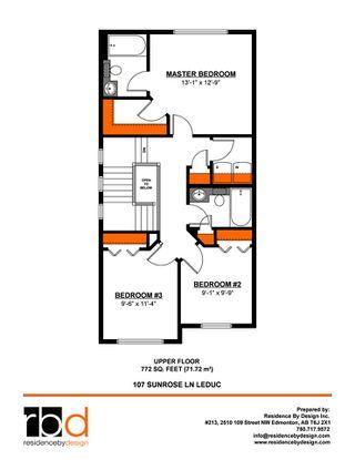 Photo 45: 107 SUNROSE Lane: Leduc House for sale : MLS®# E4195976