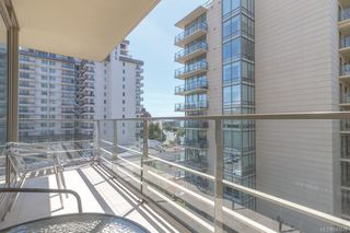 Photo 12: 801 707 Courtney St in Victoria: Vi Downtown Condo Apartment for sale : MLS®# 843049
