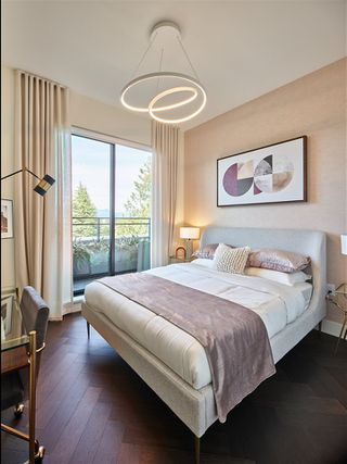 """Photo 9: 404 633 W KING EDWARD Avenue in Vancouver: Cambie Condo for sale in """"AMBER BY ARAGON"""" (Vancouver West)  : MLS®# R2482114"""