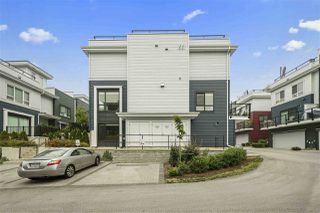 """Photo 38: 124 2280 163RD Street in Surrey: Grandview Surrey Townhouse for sale in """"SOHO"""" (South Surrey White Rock)  : MLS®# R2497866"""