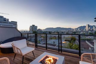 Photo 25: 1337 W 8TH AVENUE in Vancouver: Fairview VW Townhouse for sale (Vancouver West)  : MLS®# R2509754