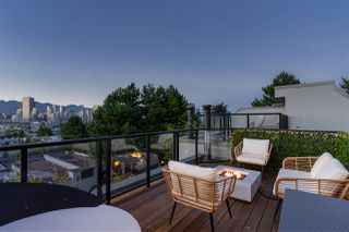 Photo 24: 1337 W 8TH AVENUE in Vancouver: Fairview VW Townhouse for sale (Vancouver West)  : MLS®# R2509754