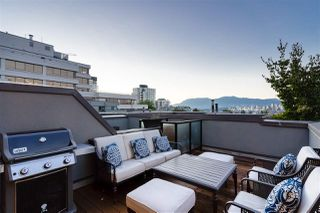 Photo 22: 1337 W 8TH AVENUE in Vancouver: Fairview VW Townhouse for sale (Vancouver West)  : MLS®# R2509754