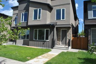 Photo 1: 632 17 Avenue NW in Calgary: Mount Pleasant Semi Detached for sale : MLS®# A1058281