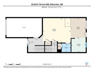 Photo 40: 23 6410 134 Avenue in Edmonton: Zone 02 House Half Duplex for sale : MLS®# E4225135