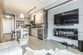 "Photo 3: 516 3080 GLADWIN Road in Abbotsford: Central Abbotsford Condo for sale in ""Hudson's Loft"" : MLS®# R2404594"