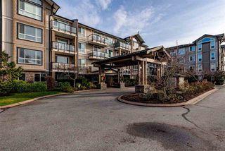 Photo 1: 112 32729 GARIBALDI Drive in Abbotsford: Abbotsford West Condo for sale : MLS®# R2422359