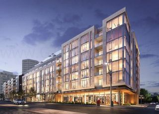 Main Photo: 407 6 Jackes Avenue in Toronto: Rosedale-Moore Park Condo for lease (Toronto C09)  : MLS®# C4728020