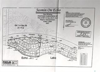 Photo 1: Lot 10 Aaron Drive in Echo Lake: Lot/Land for sale : MLS®# SK806346