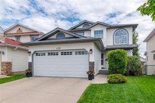 Main Photo: 129 ARBOUR RIDGE Circle NW in Calgary: Arbour Lake Detached for sale : MLS®# C4302684
