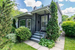 Photo 22: 9605 81 Avenue in Edmonton: Zone 17 House for sale : MLS®# E4205568