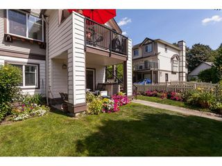 """Photo 3: 76 4401 BLAUSON Boulevard in Abbotsford: Abbotsford East Townhouse for sale in """"THE SAGE"""" : MLS®# R2485682"""