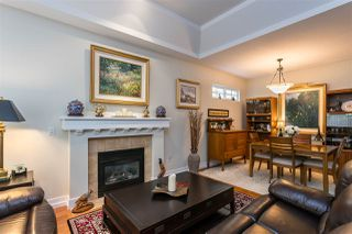 "Photo 18: 122 15500 ROSEMARY HEIGHTS Crescent in Surrey: Morgan Creek Townhouse for sale in ""THE CARRINGTON"" (South Surrey White Rock)  : MLS®# R2493967"