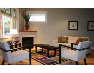 Photo 4: 231 W 11TH AV in Vancouver: Mount Pleasant VW Townhouse for sale (Vancouver West)  : MLS®# V556445
