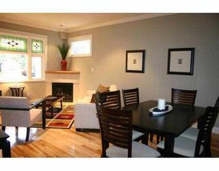 Photo 3: 231 W 11TH AV in Vancouver: Mount Pleasant VW Townhouse for sale (Vancouver West)  : MLS®# V556445