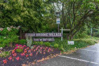 "Photo 2: 613 555 W 28TH Street in North Vancouver: Upper Lonsdale Condo for sale in ""Cedarbrooke Village"" : MLS®# R2399353"