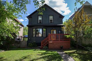 Photo 1: 236 Morley Avenue in Winnipeg: Riverview Residential for sale (1A)  : MLS®# 1924843