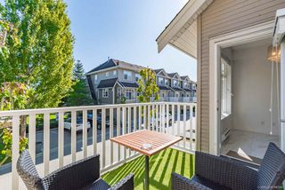 Photo 16: 2 7288 HEATHER Street in Richmond: McLennan North Townhouse for sale : MLS®# R2410050