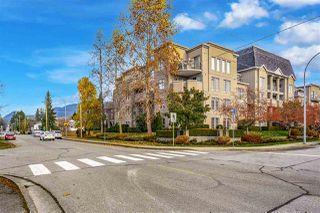 Main Photo: 406 1669 GRANT Avenue in Port Coquitlam: Glenwood PQ Condo for sale : MLS®# R2420762