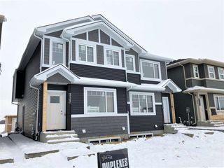 Photo 2:  in Edmonton: Zone 53 House Half Duplex for sale : MLS®# E4182987