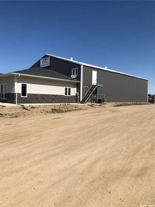 Photo 3: 9808 Thatcher Avenue in North Battleford: Parsons Industrial Park Commercial for sale : MLS®# SK808560