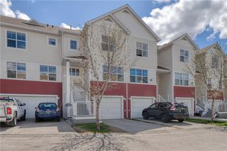 Main Photo: #125  Country Village CA NE in Calgary: Country Hills Village Row/Townhouse for sale : MLS®# C4297855