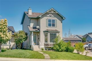 Photo 1: 129 CRAMOND Crescent SE in Calgary: Cranston Detached for sale : MLS®# C4306243