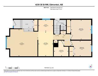 Photo 2: 4239 38 Street W in Edmonton: Zone 29 House for sale : MLS®# E4212129