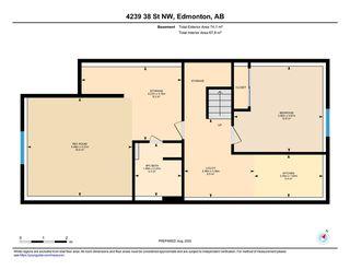 Photo 3: 4239 38 Street W in Edmonton: Zone 29 House for sale : MLS®# E4212129