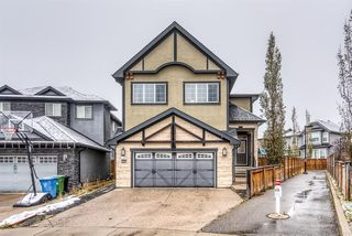 Photo 1: 34 Aspenshire Place SW in Calgary: Aspen Woods Detached for sale : MLS®# A1044569