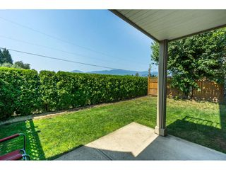 """Photo 20: 16 8880 NOWELL Street in Chilliwack: Chilliwack E Young-Yale Townhouse for sale in """"PARK SIDE"""" : MLS®# R2404652"""