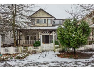 "Main Photo: 8366 208 Street in Langley: Willoughby Heights House for sale in ""Yorkson"" : MLS®# R2433763"