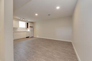Photo 26: 9215 150 Street NW in Edmonton: Zone 22 House Half Duplex for sale : MLS®# E4198114
