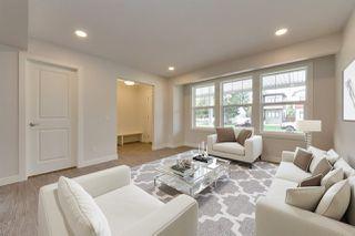 Photo 3: 9215 150 Street NW in Edmonton: Zone 22 House Half Duplex for sale : MLS®# E4198114
