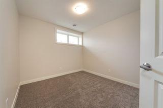 Photo 30: 9215 150 Street NW in Edmonton: Zone 22 House Half Duplex for sale : MLS®# E4198114