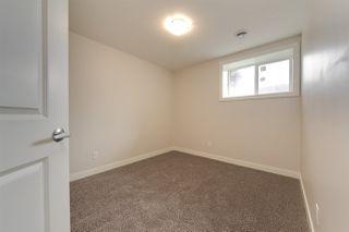 Photo 28: 9215 150 Street NW in Edmonton: Zone 22 House Half Duplex for sale : MLS®# E4198114