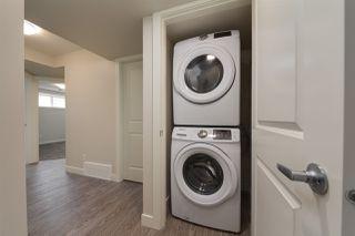Photo 34: 9215 150 Street NW in Edmonton: Zone 22 House Half Duplex for sale : MLS®# E4198114