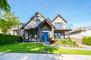 """Photo 1: 827 FOURTEENTH Street in New Westminster: West End NW House for sale in """"West End"""" : MLS®# R2459576"""