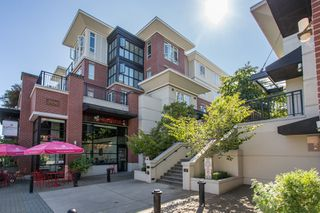 "Photo 1: 206 2950 KING GEORGE Boulevard in Surrey: King George Corridor Condo for sale in ""HIGH STREET"" (South Surrey White Rock)  : MLS®# R2483985"