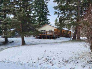 Main Photo: 4314 KOKANEE Road in Canim Lake: Canim/Mahood Lake Manufactured Home for sale (100 Mile House (Zone 10))  : MLS®# R2519551